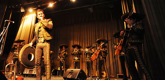 Photo credit: Mariachi Los Dorados