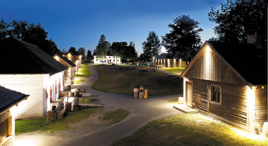 Win an Overnight Experience at Fort Langley National Historic Site this June!