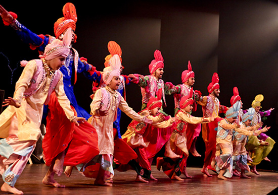 Photo credit: VIBC/HSBC City of Bhangra