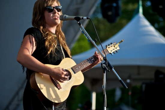Serena Ryder Vancouver Folk Festival