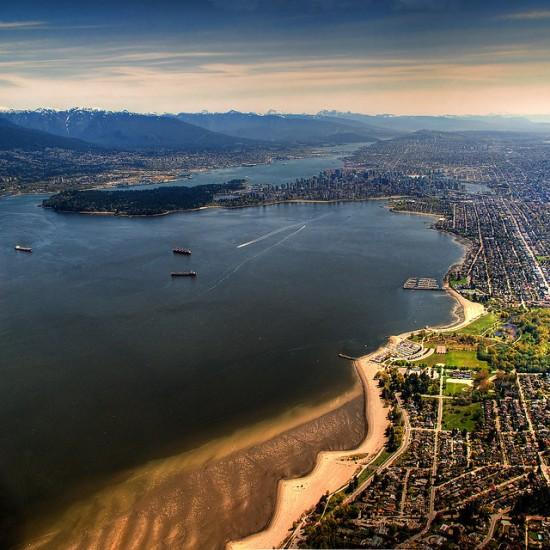 Vancouver Bc Beaches: Vancouver Beaches: Point Grey