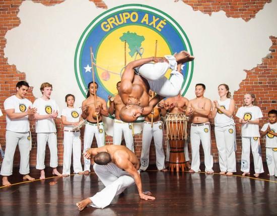 3rd Annual Afro-Brazilian Carnaval Capoeira