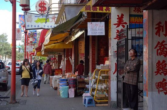 Chinatown free tour Vancouver