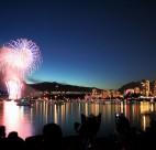 Vancouver fireworks schedule 2015