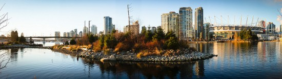 Habitat Island Vancouver