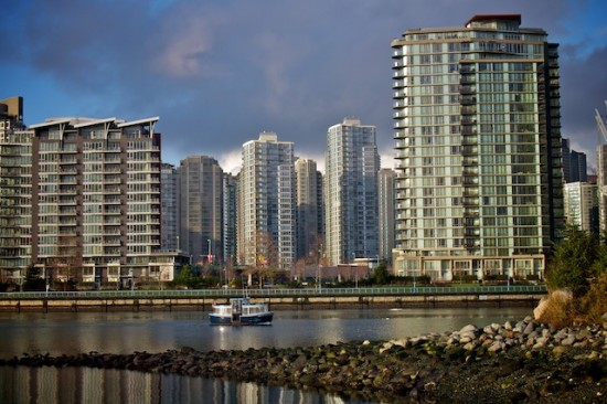 Seawall False Creek