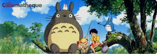 Cinematheque Return of Studio Ghibli