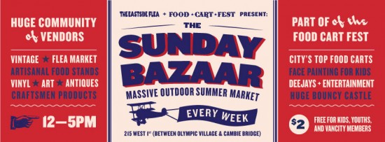 Sunday Bazaar Food Cart Fest