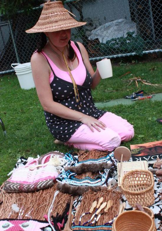 MacLean Park Urban Weavers Photo Credit: Sharon Kallis