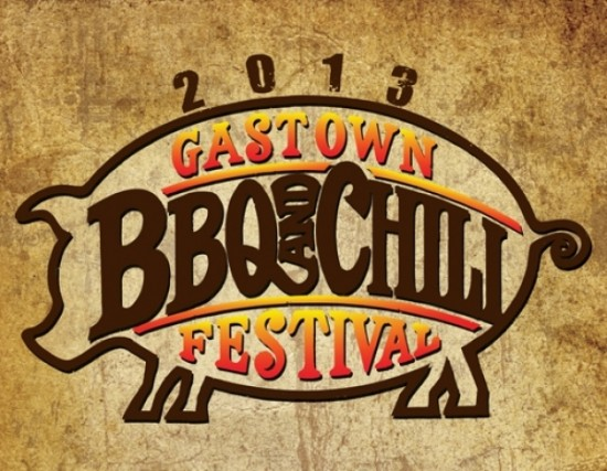 Gastown BBQ & Chili Festival