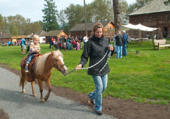Fort Langley Fort Farm Fest