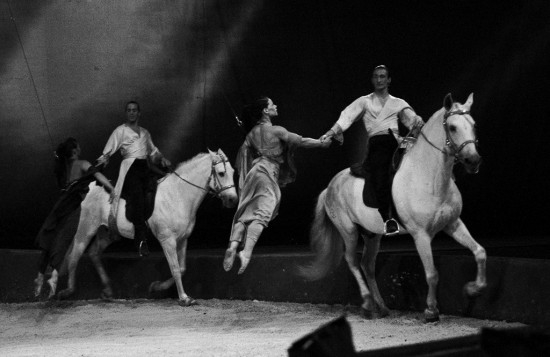 Equestrian arts show Cavalia returns with a new production in December. Photo credit: Ashley Tanasiychuk.