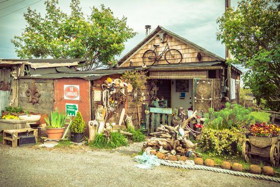 Visit Historic Fishing Village Finn Slough Inside