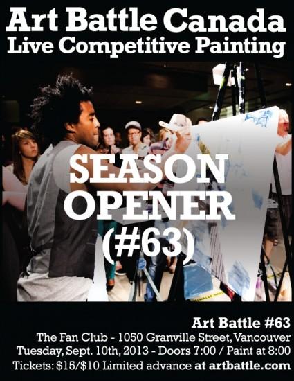 Art Battle Vancouver