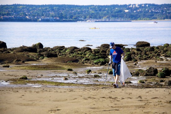 Great Canadian Shoreline Cleanup | Things To Do In Vancouver This Weekend