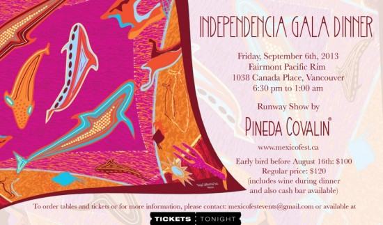 MEXICOFest Independencia Gala Dinner