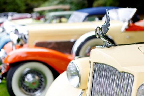 Luxury Supercar & Concours d'Elegance