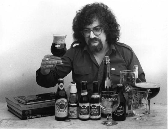 Beer journalist Michael Jackson