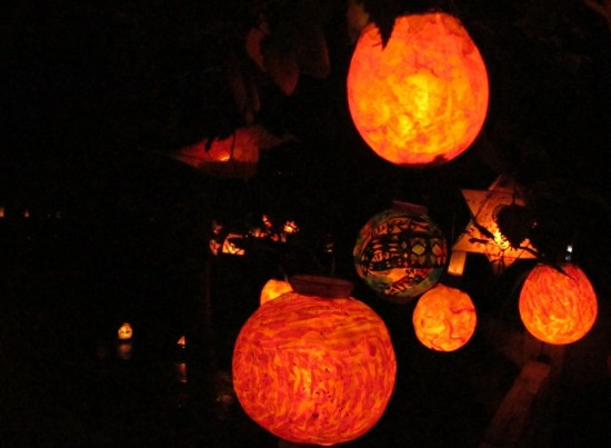 Renfrew Ravine Moon Festival | Things To Do In Vancouver This Weekend