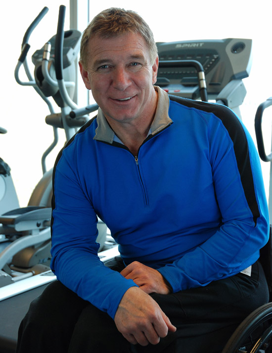 Photo: Rick Hansen Foundation
