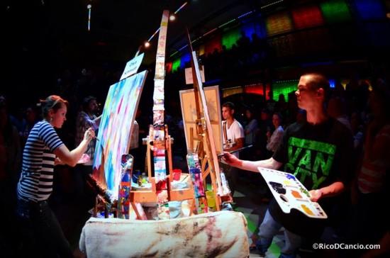 Art Battle Vancouver 2013
