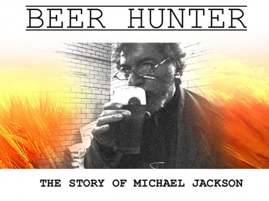 Beer Hunter documentary poster