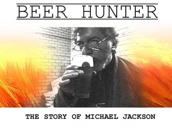 Beer Hunter documentary poster