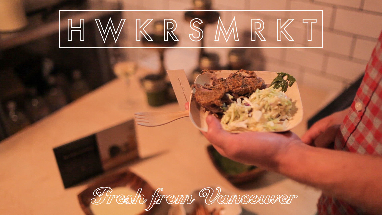 Hawkers Market Vancouver