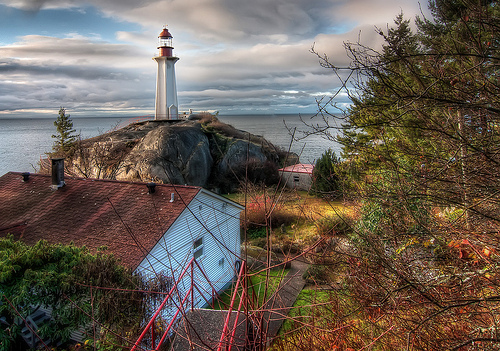 Lighthouse Park | 'James Wheeler / Flickr