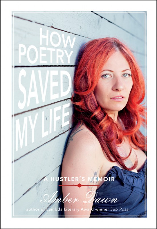 Amber Dawn How Poetry Saved My Life book cover