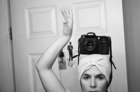 Capture: Ariel Kirk-Goshowaty Double Self-Portrait | Things To Do In Vancouver This Weekend