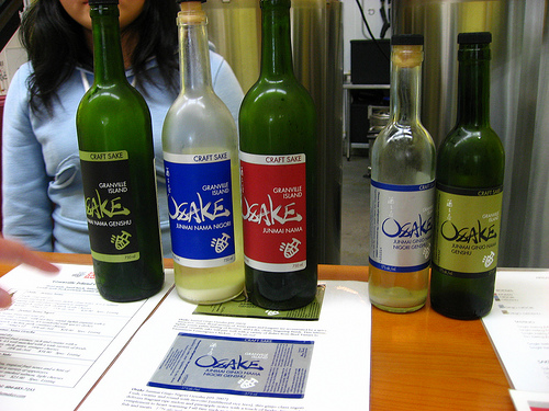 Artisan Sake Tasting Night | Things To Do In Vancouver This Weekend