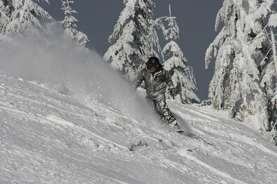 Photo credit: J.J. Koeman/Cypress Mountain