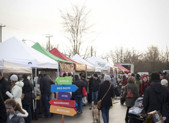 Winter Farmers Market | Things To Do In Vancouver This Weekend