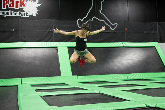 trampoline vancouver
