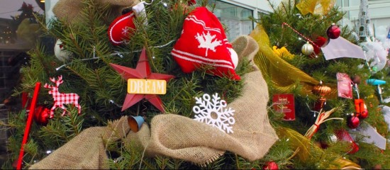 Photo Credit: Port Metro Vancouver: Christmas at Canada Place