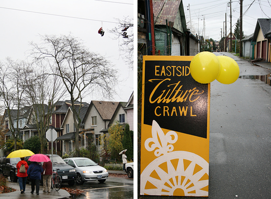 eastside culture crawl vancouver 2013