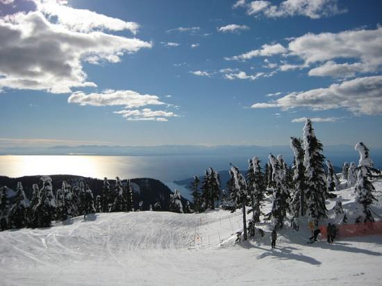Ski Snowboard Vancouver 2014
