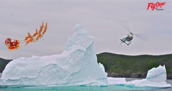 Photo Credit: FlyOver Canada Facebook