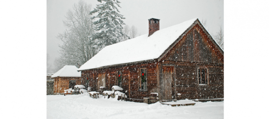 Photo Credit: Fort Langley National Historic Site