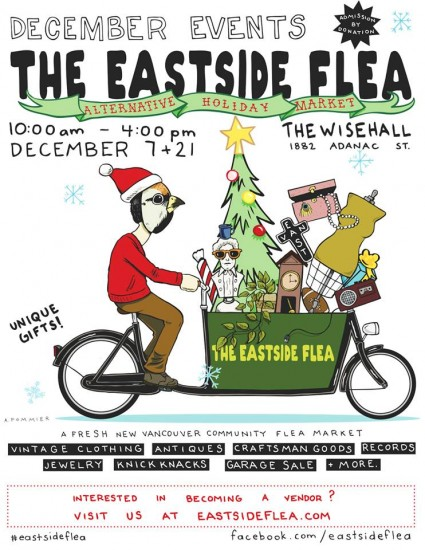 Photo Credit: Eastside Flea Facebook