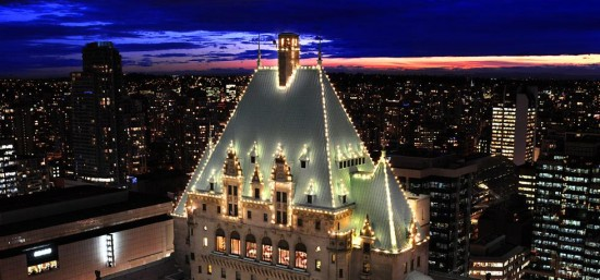 Fairmont Hotel Vancouver | Vancouver New Year's Eve Top Events