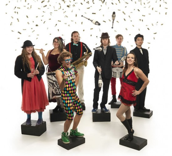 NYE Variety Show | Vancouver New Year's Eve Top Events