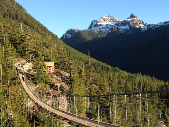 Photo courtesy of Sea to Sky Gondola