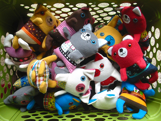 Thistle Town Toys @ Got Craft Photo Credit: [stu-di-o] by jeanie