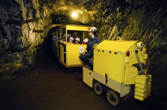 Photo Credit: Britannia Mine Museum