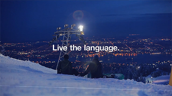 live-the-language