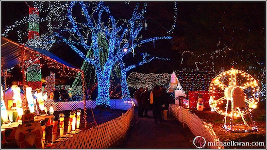 Bright Nights Christmas Train Returns To Vancouvers