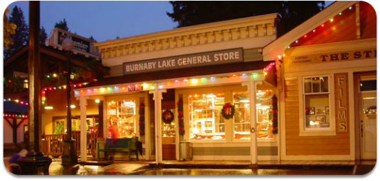 Burnaby Village Museum Heritage Christmas | Things To Do In Vancouver This Weekend