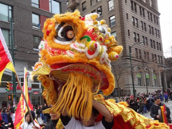 Chinese New Year Parade   Things To Do In Vancouver This Weekend